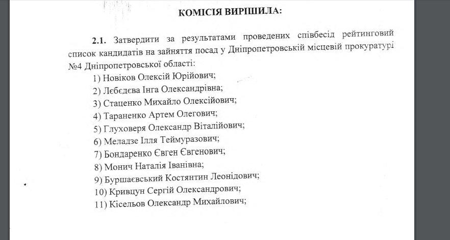 собеседование Новиков