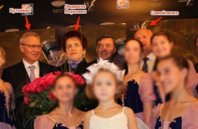 Буткевич-Янукович