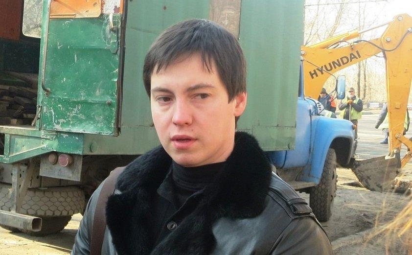 замдиректора КП Гидросооружения Дмитрий Староженко