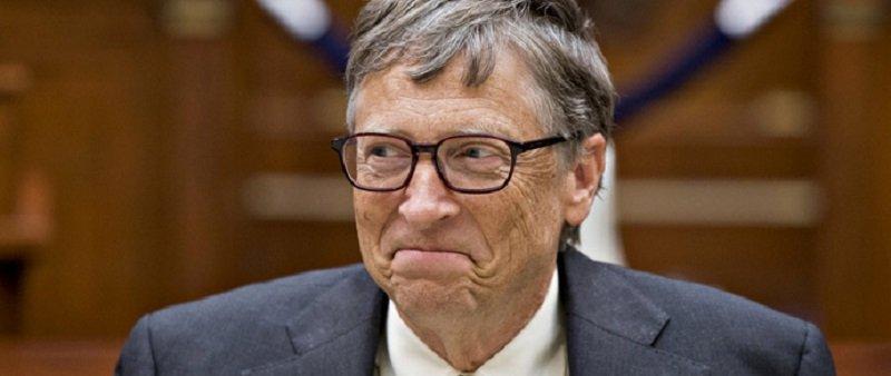Билл Гейтс рыдает от зависти