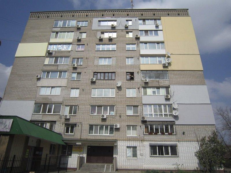 Днепропетровск, ул. Тверская, 2
