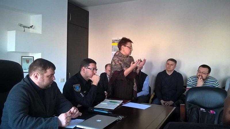 Михаил Лысенко, Владимир Богонис, Днепропетровск