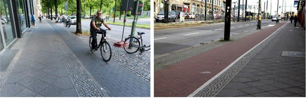 Правильные велодорожки