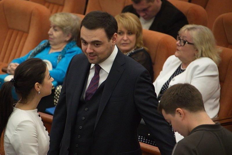 Вячеслав Мишалов секретарь Днепропетровского горсовета