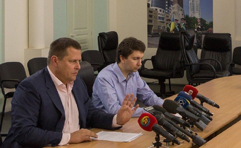 Филатов просит спикера Рады неподписывать постановление опереименовании Днепропетровска