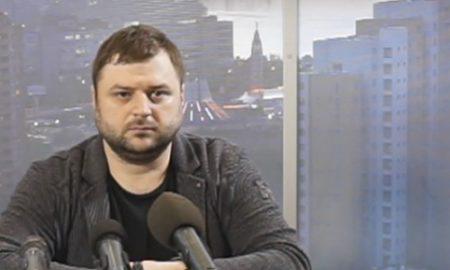 Заместитель городского головы Днепропетровска Михаил Лысенко