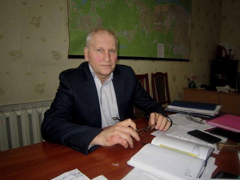 Александр Федоренко Новокадакский райсовет