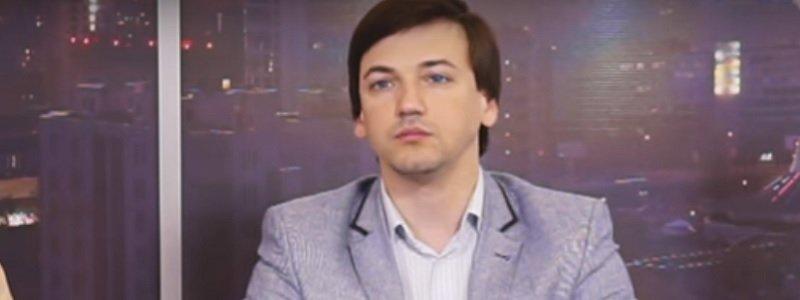 глава бюджетной комиссии Днепропетровского горсовета Артем Хмельников