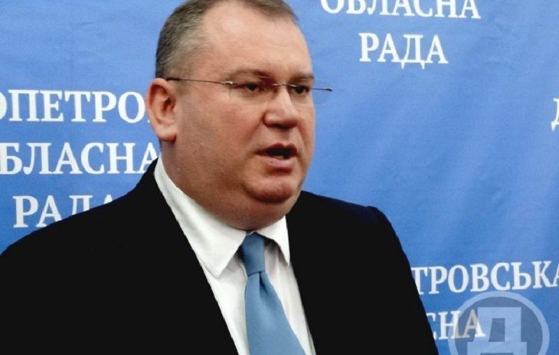 пресс-конференция о декларациях чиновников из Днепропетровска