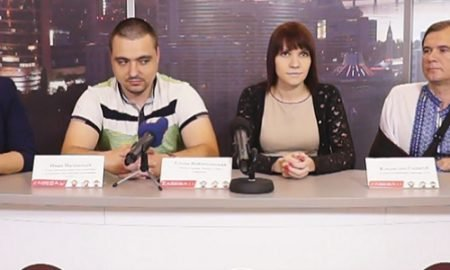Иван Начовный, Елена Михайлова, Елена Войцеховская, Вячеслав Сологуб