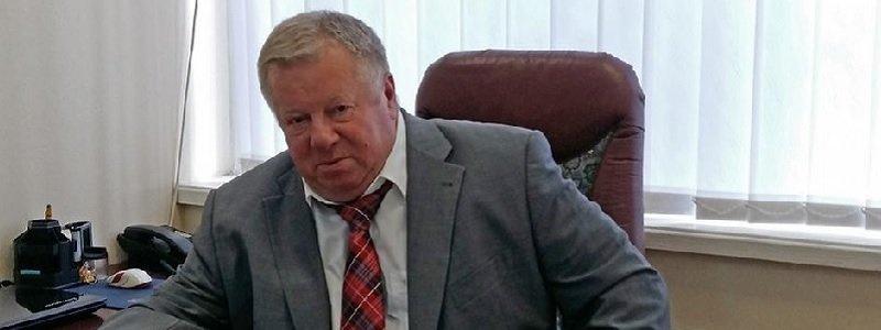 Александр Дегтярев, генеральный конструктор КБЮ