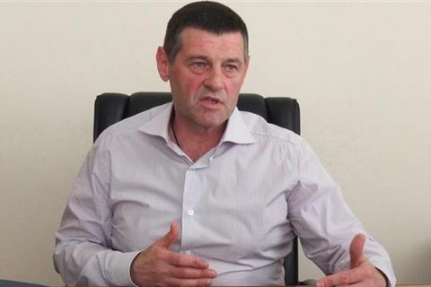 заместитель в СБУ Маликов Виталий