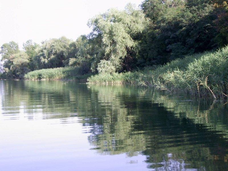 Канал Днепр-Западный Донбасс