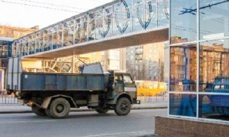 Опрос про переход на Слобожанском