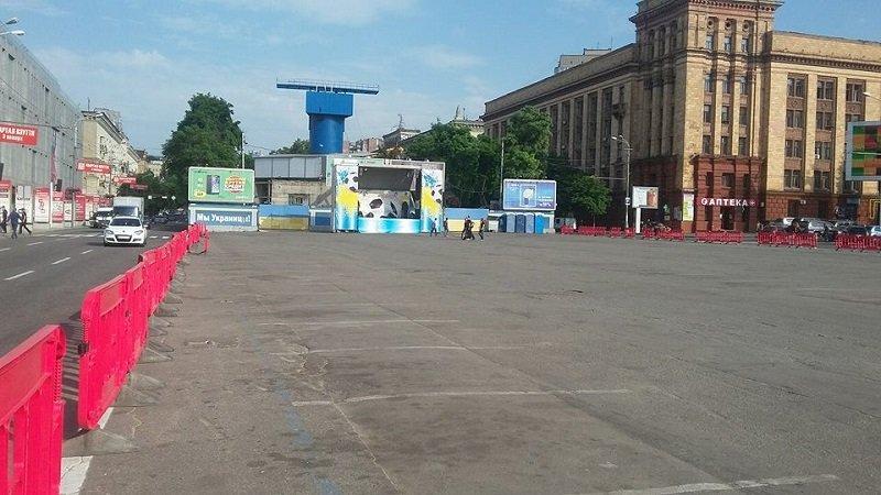 пл. Героев Майдана