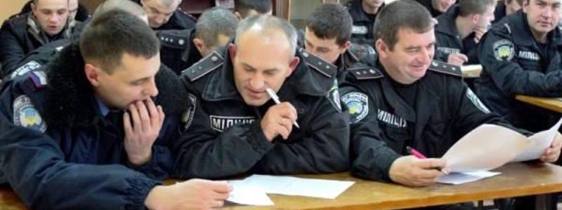 Аттестация новой полиции