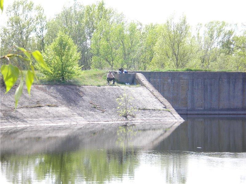 Рыбоводческое хозяйство на Днепропетровщине