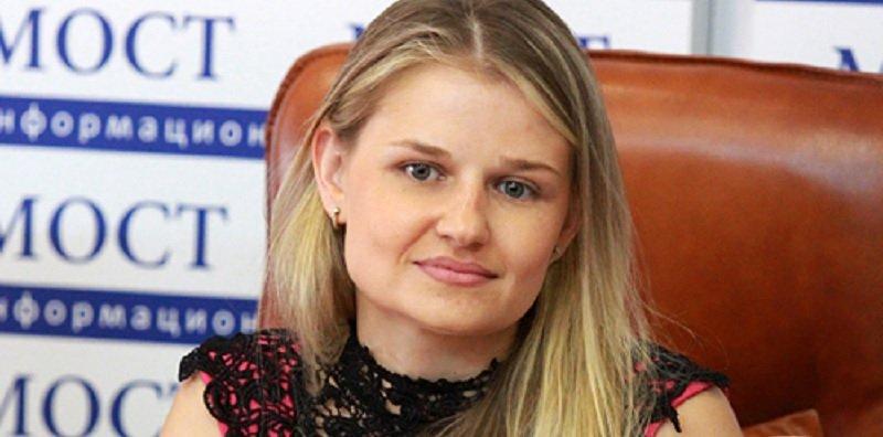 Татьяна Корнийчук 21 округ от Батьківщини