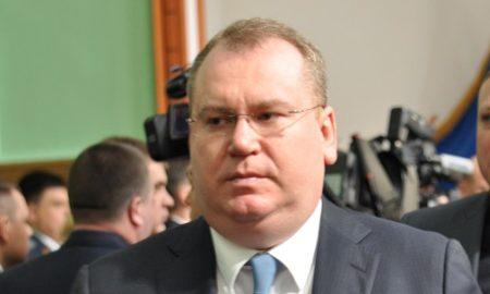 У губернатора Днепропетровщины угнали машину