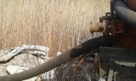 свалка в чусаках в Днепропетровске
