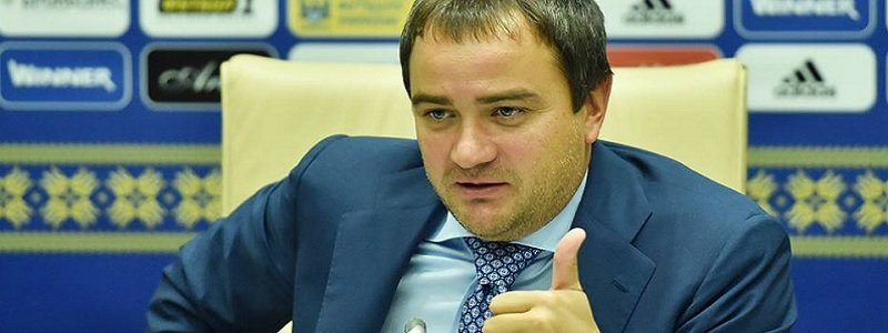 депутат Андрей Павелко