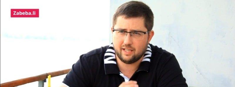 Жуков интервью новостям Днепра