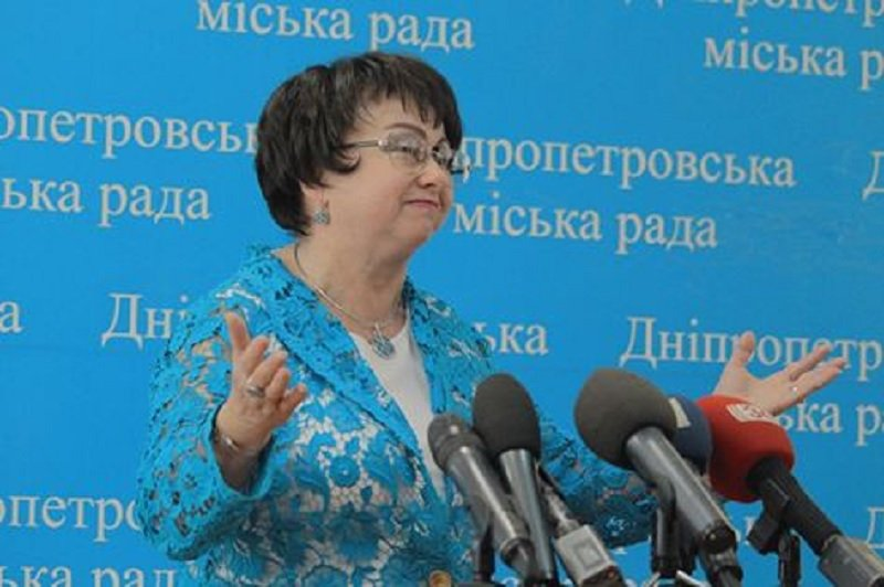 бюджет для медиков Днепропетровска