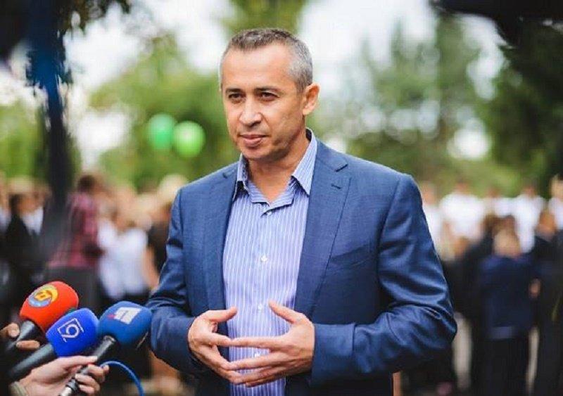 Кандидата в нардепы Загид Краснов