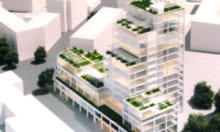 новая многоэтажка на ворошилова