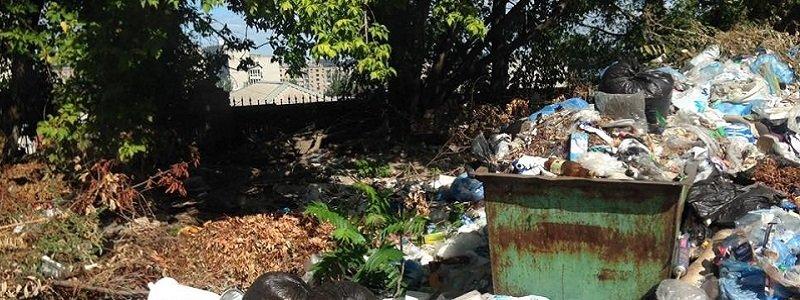 мусор за оперой-мини