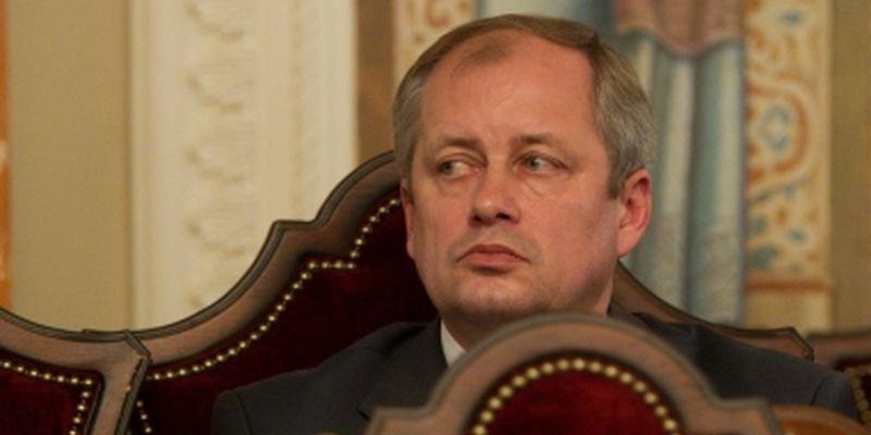 Supreme Court First Deputy Chief Justice Yaroslav Romaniuk