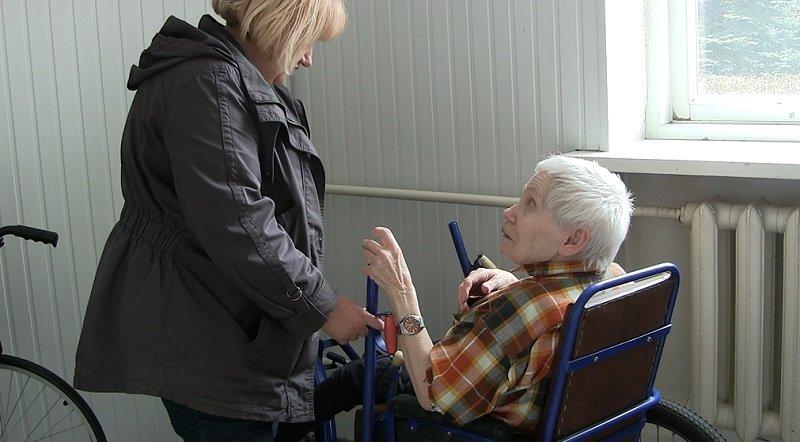 Интернат для престарелых в днепропетровской области долголетие оренбургский дом престарелых