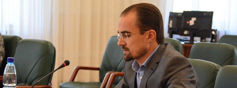 Судья Андрей Шабанов. Фото: dengi.informator.ua