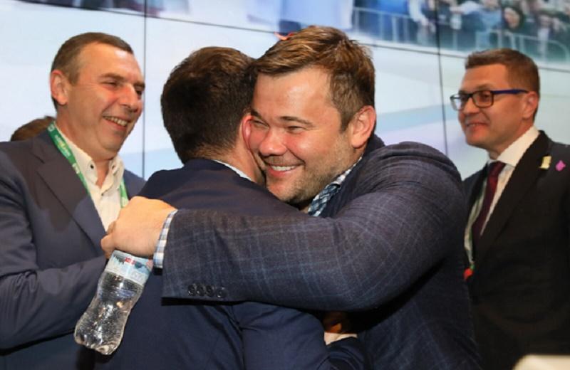 У команді мені потрібні потужні професіонали, у мене їх не так багато, - Зеленський про Богдана - Цензор.НЕТ 9009