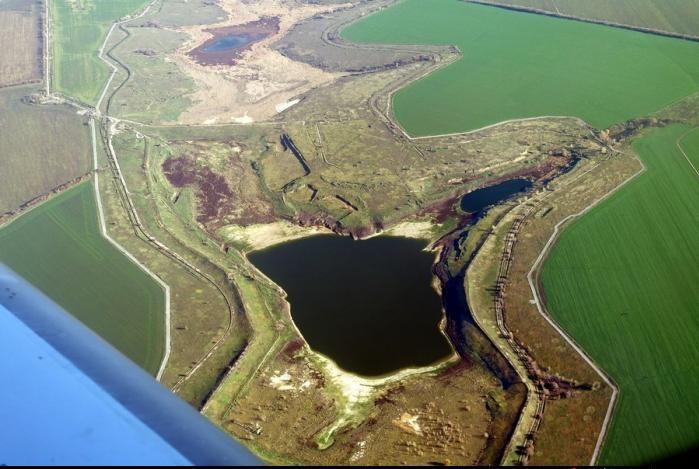 Хвостохранилище Сухачевское