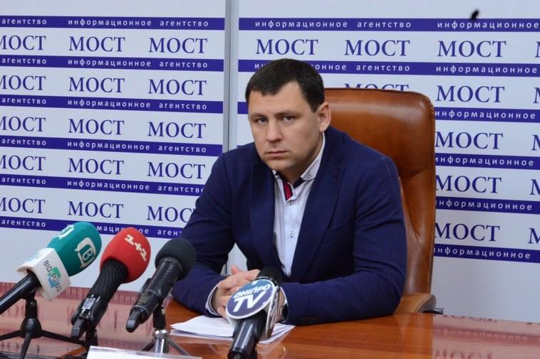 Директор фирмы «АВТОМАГІСТРАЛЬ-СХІД» Артем Хижняк