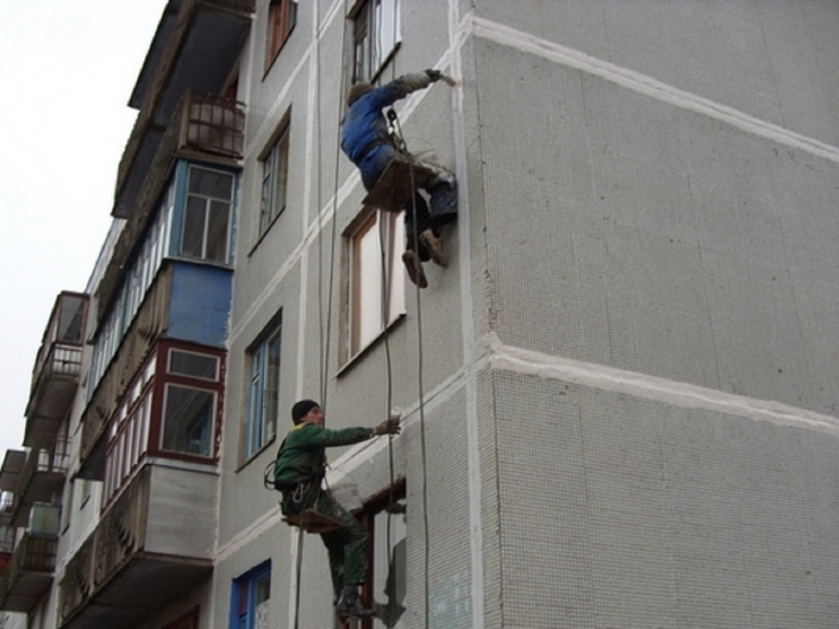 В Киеве на ремонт домов потратят еще 7,6 миллиона