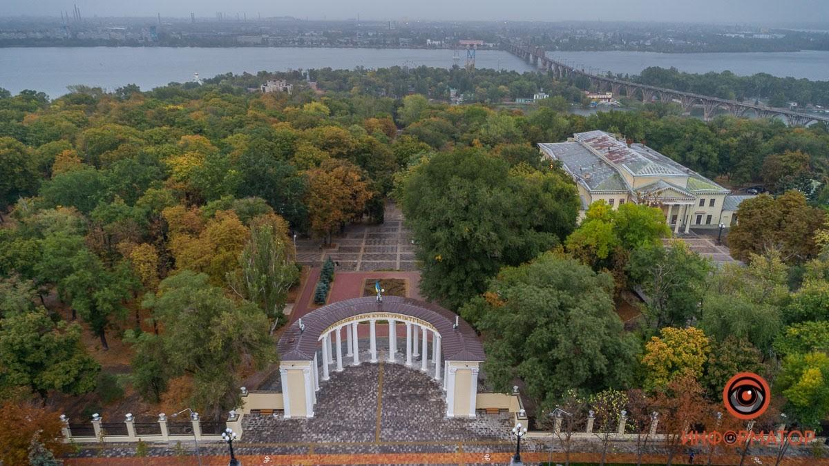 Реконструкция парков Шевченко и Глобы станет следующим приоритетом городской власти