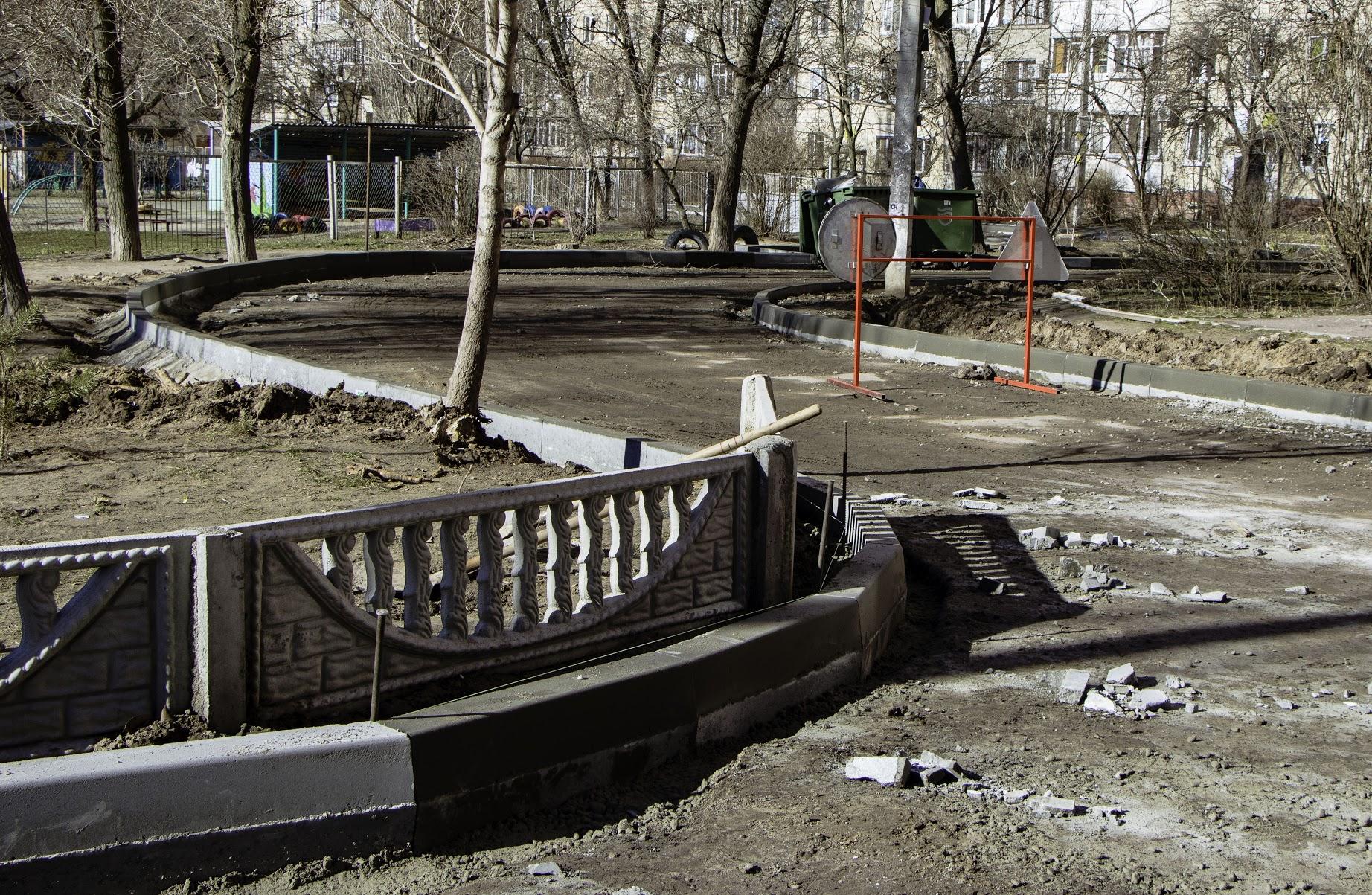 В киевских жилых домах отремонтируют подъезды, утеплят фасады и заменят кровлю