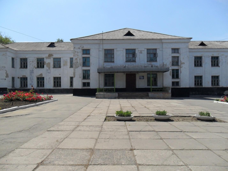 Гимназия №38 в Терновском районе