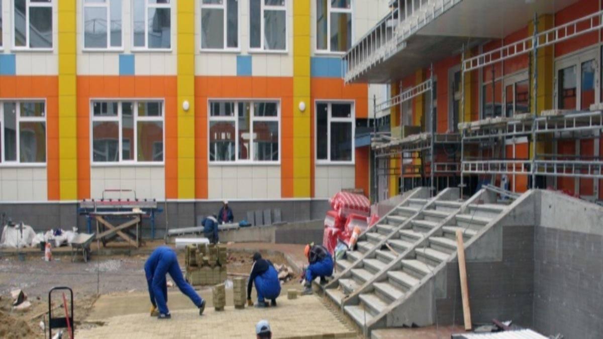 В Киеве отремонтируют школы и садики
