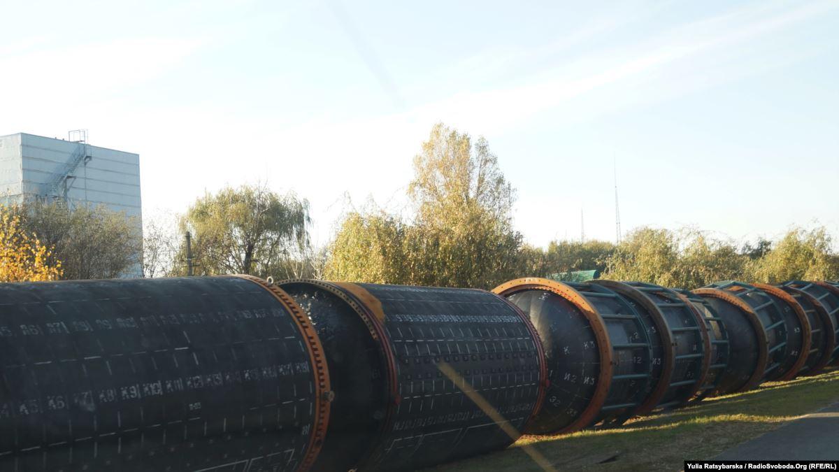 На утилизацию твердого ракетного топлива в 2021 году планируют выделить 550 млн 729 тыс. грн