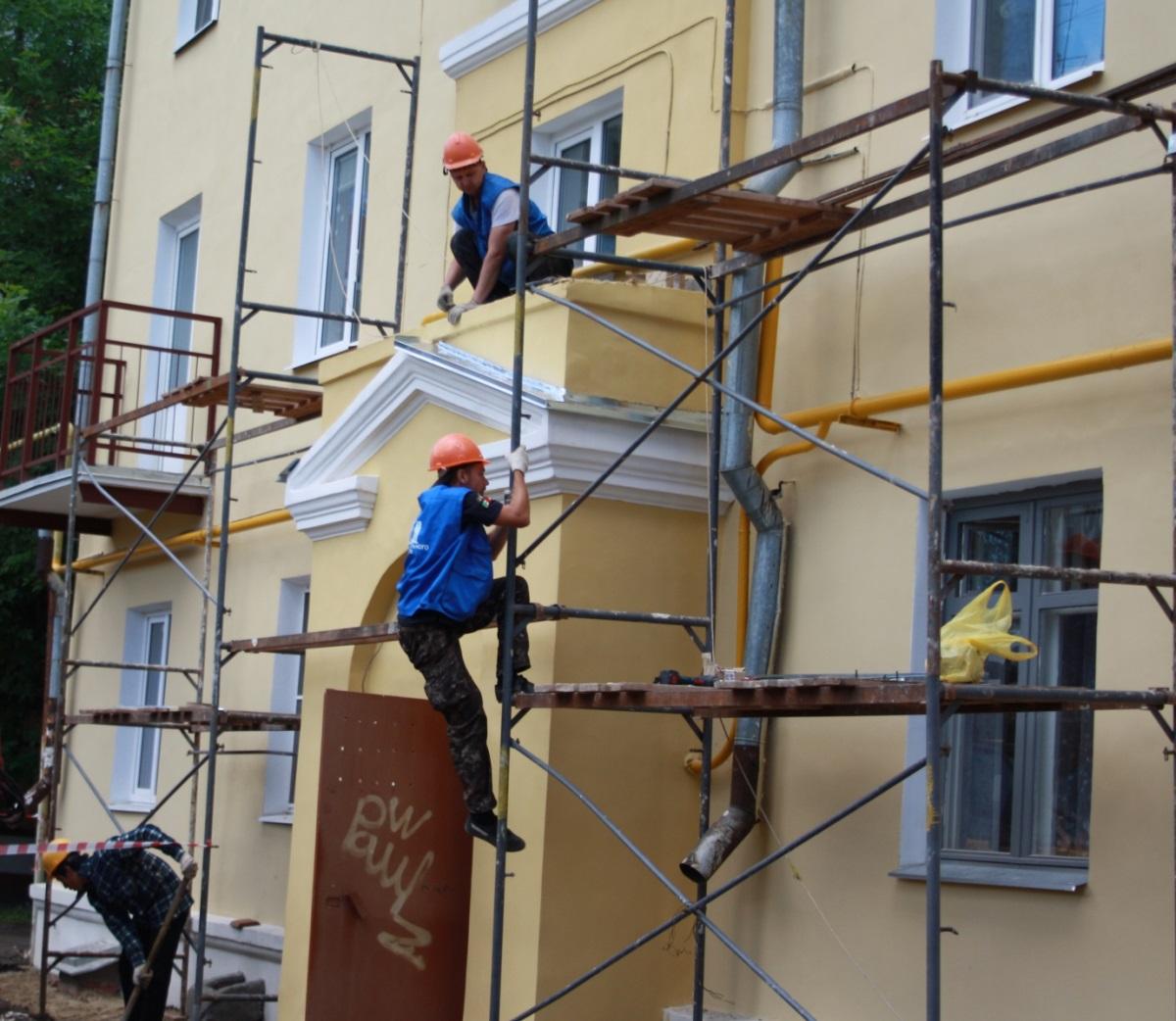 На ремонт киевских домов потратят 5,6 миллиона