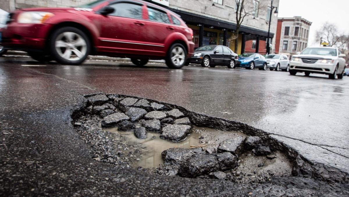 В Киеве очередной миллион на ремонт дорог уйдет фирме мужа городской чиновницы