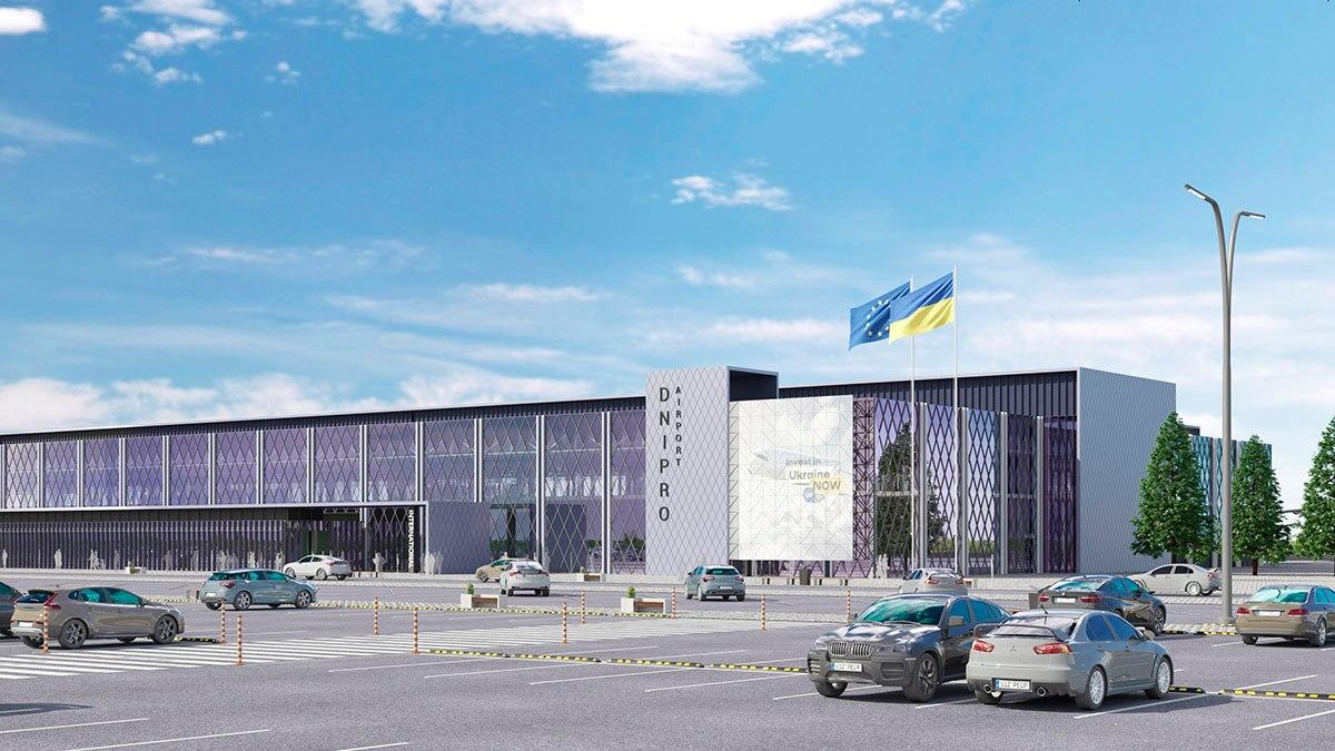 Для строительства аэродрома необходимо 2 млрд грн - Бондаренко