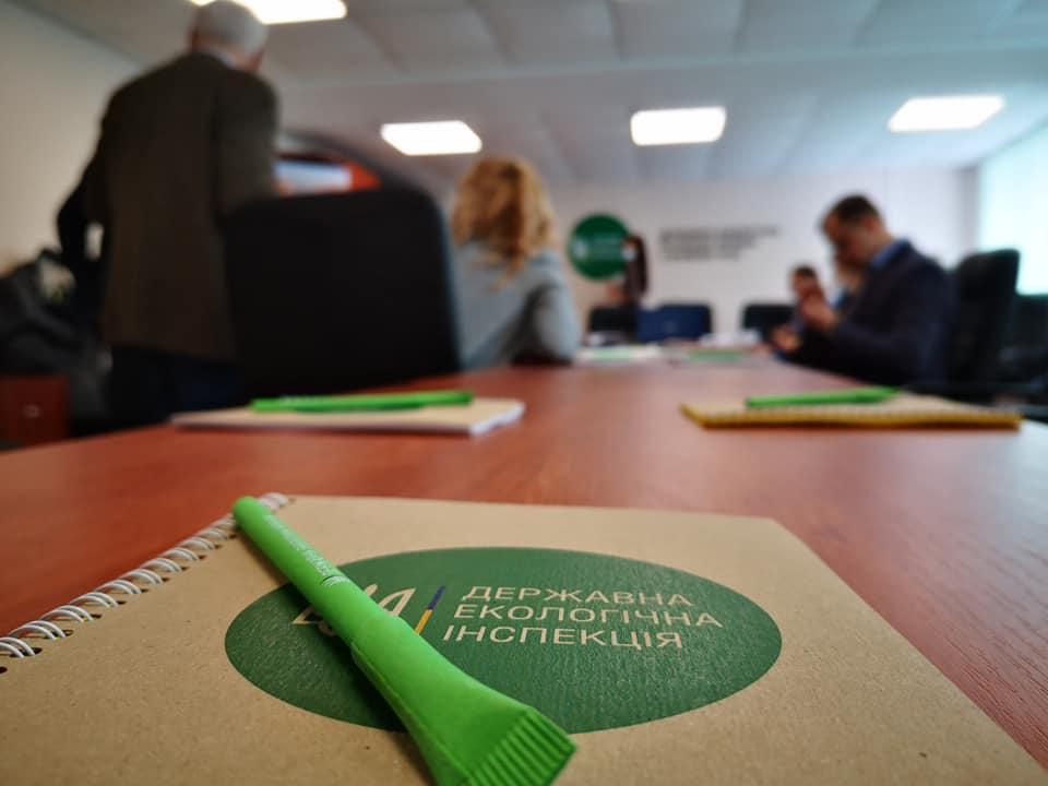 Госэкоинспекция Приднепровского округа так и не заработала в полную силу